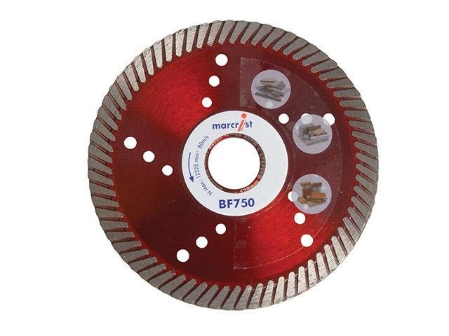 Rezalka diamantna hitra/tiha BF750