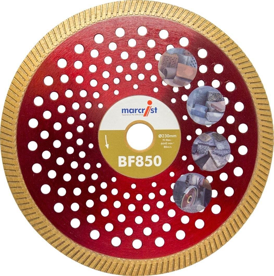 Rezalka diamantna BF850 230x22,2mm