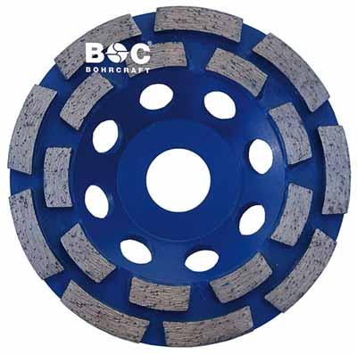 Diamantna brusna plošča za beton PROFI