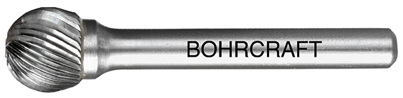 Karbidni rotorezkar oblike D okrogli (KUD) Z5 fino ozobljenje.
